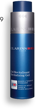 clarins men, Gel revitalisant