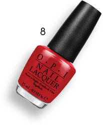 opi, Vernis à Ongles Big Apple Red